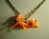 90s Nickelodeon Necklace