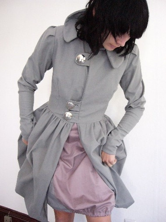 Bubble Coat Dress MADE TO ORDER