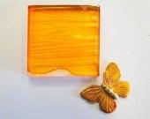 Glass Paint APRICOT Color Magic Permanent Transparent Stain.