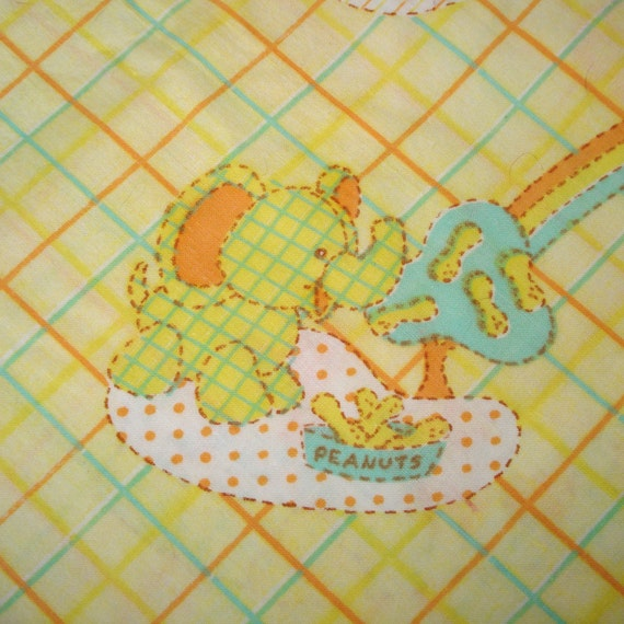 Vintage 60s cotton fabric childrens toy novelty print for Childrens patterned fabric