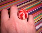 Bauble wonka ring