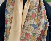 Scarf-Floral