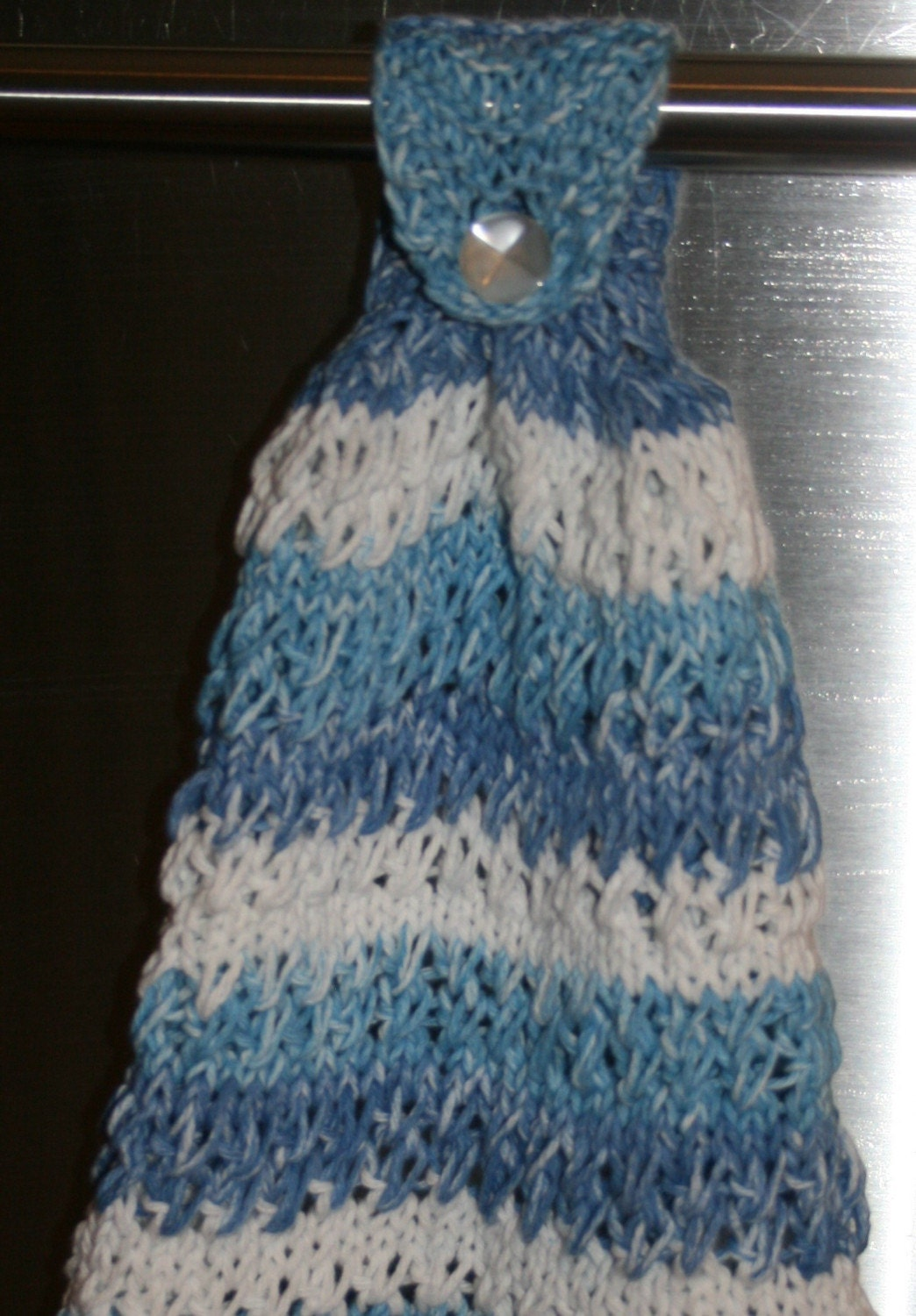Knitted Dish Towel Pattern | Patterns Gallery