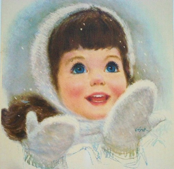 Eight Vintage Northern Bathroom Tissue Children Chalk Drawing