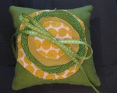 Reserved listing for Carrie S. - pillow no. 23