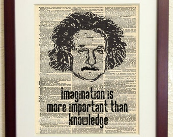 essay on imagination is better than knowledge I wouldn't say say one is better than the other, for instanceyou need a good imagination to write a story, or to be funny, become an artist knowledge on.