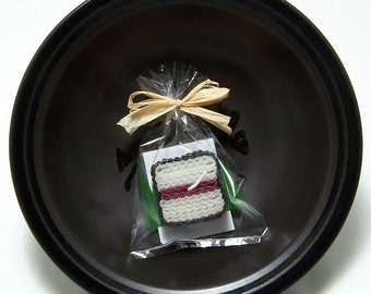 Spam Musubi Gift Spam Sushi Candle Luncheon Meat Candle Beeswax Japanese Party Favor Japan Fake Faux Food Handmade Local Hawaii Party Favor