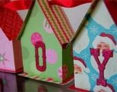 A Joyful House Christmas Garland