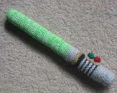 Star Wars 12 inch (Dueling Size) Luke Skywalker Knitsaber Pattern PDF