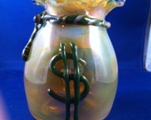 Boro Sack O'Money Jar