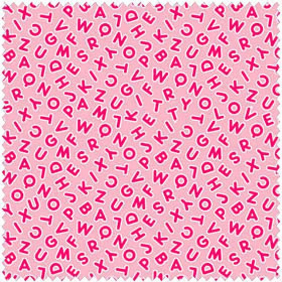 Pam Kitty Morning Rose Loves You Yardage SKU LH11007-ROSE
