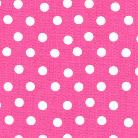 Welcome to Bear Country Pink Mama's Dots Yardage 55506-23