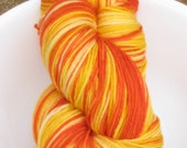 Nashi Sock Yarn--Autumn Gold