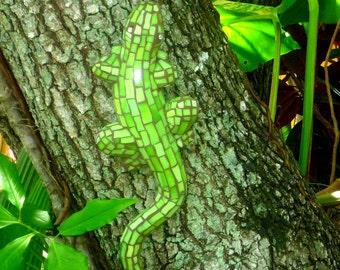 mosaic lizards