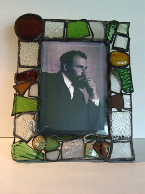 frames, one of a kind vintage and stained glass
