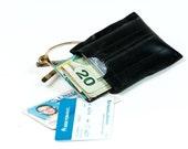 Bike Inner tube Card Holder / Wallet