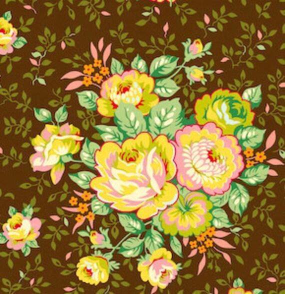 Free Spirit Heather Bailey Pop Garden Rose Bouqet