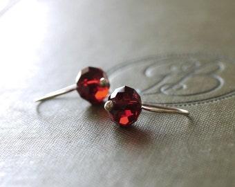 Dazzle Swarovski Earrings