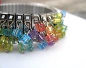Rainbow Watch Band Bracelet