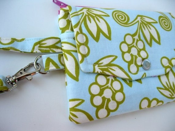 SALE - The Possible Bag - Ginger Blossom Buds