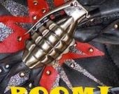 Grenade Explosion Inner Tube Purse