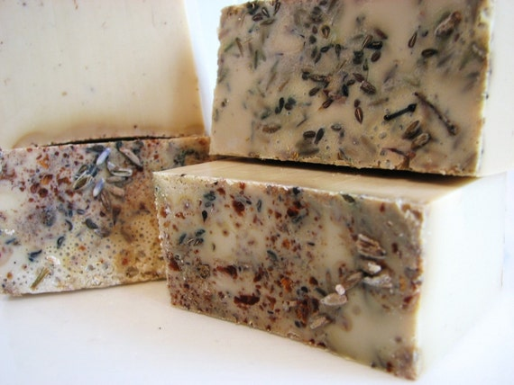 Soap lavender patchouli handmade soap made w real by deshawnmarie - Homemade soap with lavender the perfect gift ...