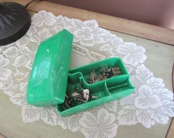 SALE Vintage Griest Sewing Machine Attachments