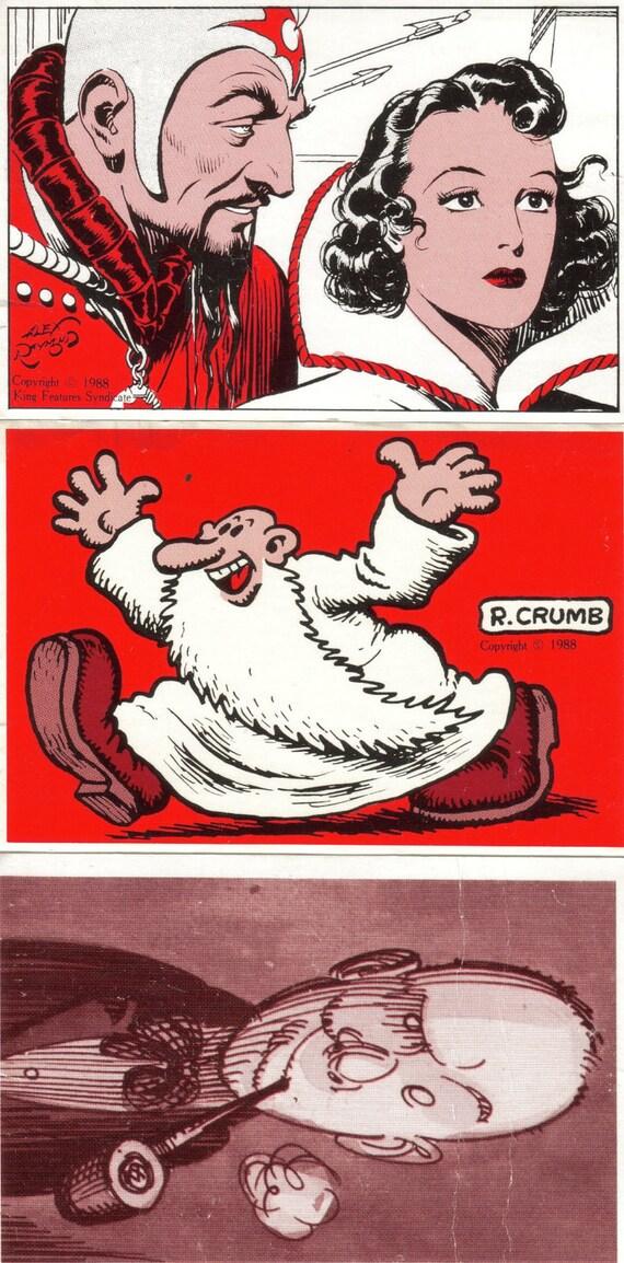 Vintage Kitchen Sink Cards c1987-1989