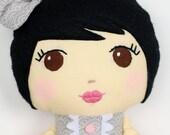 Custom handmade doll for Mirabel
