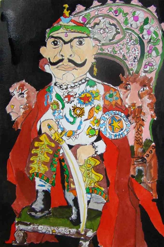 Major General Maharajadhiraja Maharana Shri Sir Bhopal Singh Bahadur of Udaipur