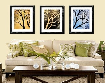 Different Perspectives -- Set of 3 --  8 x 10 Glossy Prints