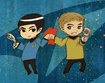 Trekkie Bro Power