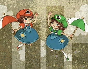 The Mario Sisters