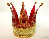 Crowns-Tiaras for Dolls and Cake Toppers-(Made to Order)