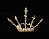 Ccrowns-Fairy and Doll Tiaras AND CakeToppers OOAK (Made to Order )