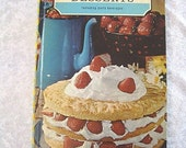 1968 Favorate Recipes of American: Desserts including party Beverages