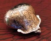 Antique Silver Purse Locket(1)-BT62342