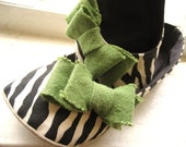 House Shoes, Slippers Women's sizes 6-11- Made to Order Custom Designed For You