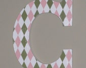 Wall Letter - Bow Holder - Large - Letters