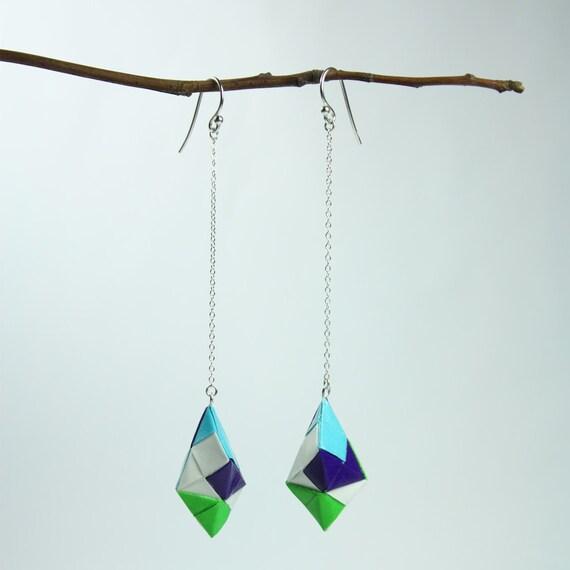 Ayano Origami Earrings