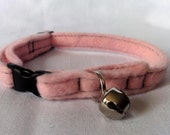 Fleece Cat Collar Super soft and comfortable for your kitty