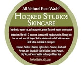 All-Natural Face Wash (Anti-Aging and Acne Treatment)