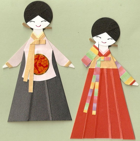 Indian Paper Doll Crafts