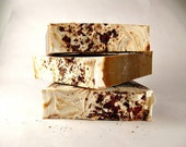 Kickin Cocoa Cold Process Soap - Chocolate Soap Bar