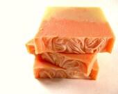 Mystic Moonstone Handmade Cold Process Soap - Orange Soap
