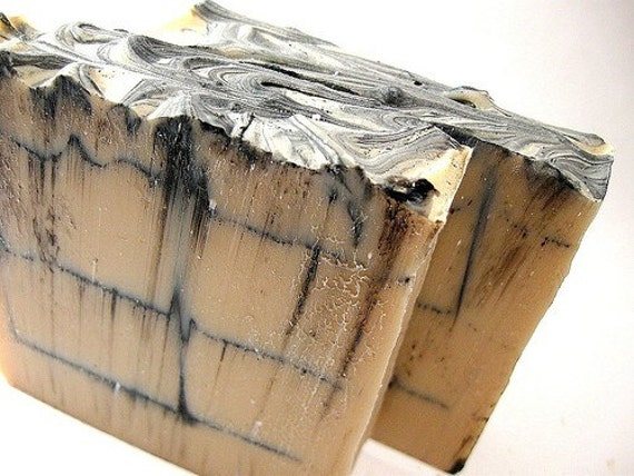 Cold Process Soap - Birch Bark Soap - Men's Soap - Handmade Soap - Bar Soap - Unisex Soap - Phthalate Free - Gift for Him