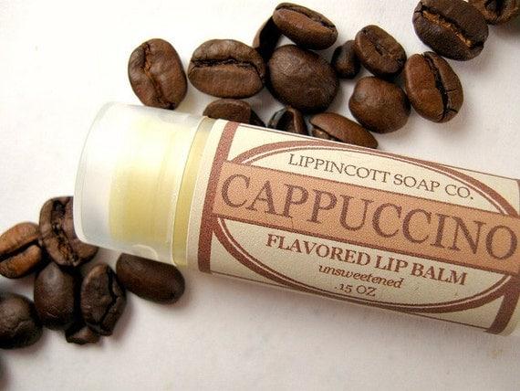 Cappuccino Lip Balm - Unsweetened