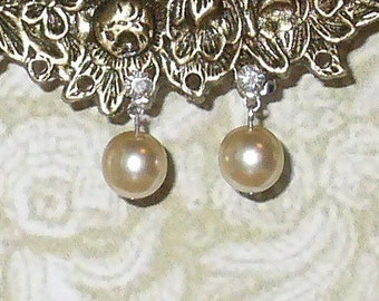 Titanic Jewelry Ruth's High Tea Earrings
