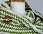 Natchez Crochet Shawl