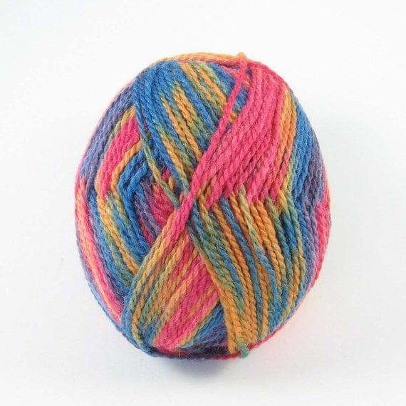 Sale Wool Yarn Tekapo Jewel Rainbow